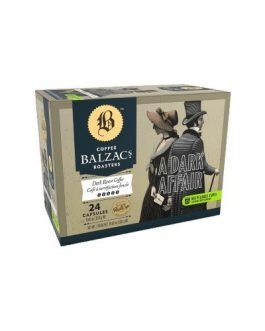 Balzac's Coffee Roasters A Dark Affair K-Cup Pods, 24 count