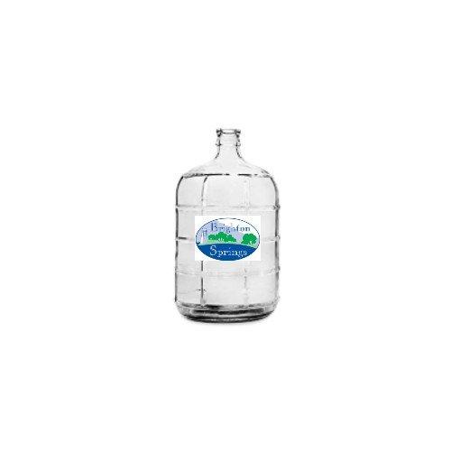 Glass Water Bottle 5 gallon