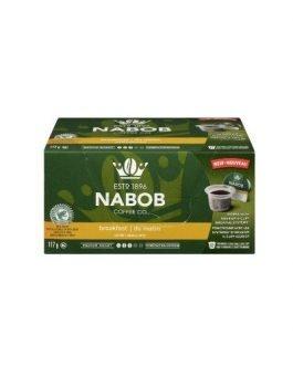 Nabob Breakfast Blend Coffee Keurig K-Cup Pods, 12 count