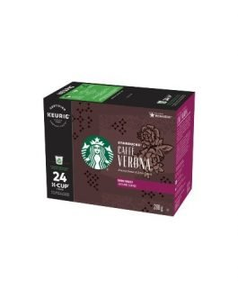 Starbucks Caffè Verona K-Cup Pods, 24 count