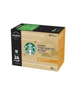 Starbucks True North Blend K-Cup Pods 24 Pack