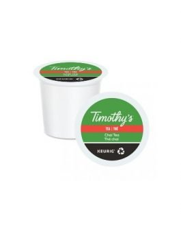 Timothy's Chai Tea K-Cup Pods, 24 count