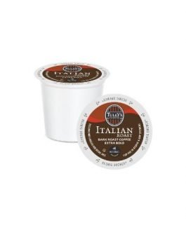 Tully's Italian Roast K-Cup Pods, 24 count