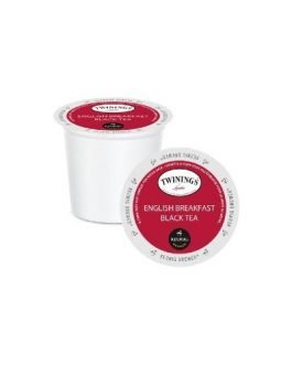 Timothy's English Tea K-Cup Pods, 24 count