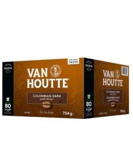 Van Houtte Colombian Dark Coffee K-Cup Pods, 80 count