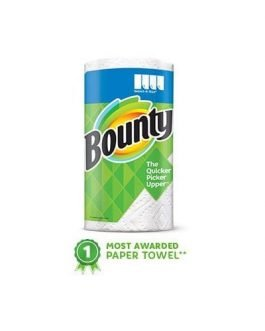 Bounty Plus Paper Towel Pack of 1