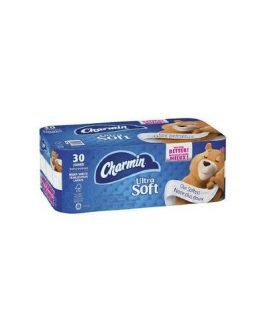 Charmin Ultra Soft 2-ply Bathroom Tissue