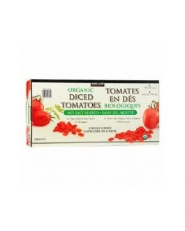 Kirkland Signature Organic Diced Tomatoes, 8 x 796 ml