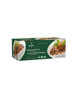 Sprague Organic Lentil and Vegetable Soup, 8× 398 mL